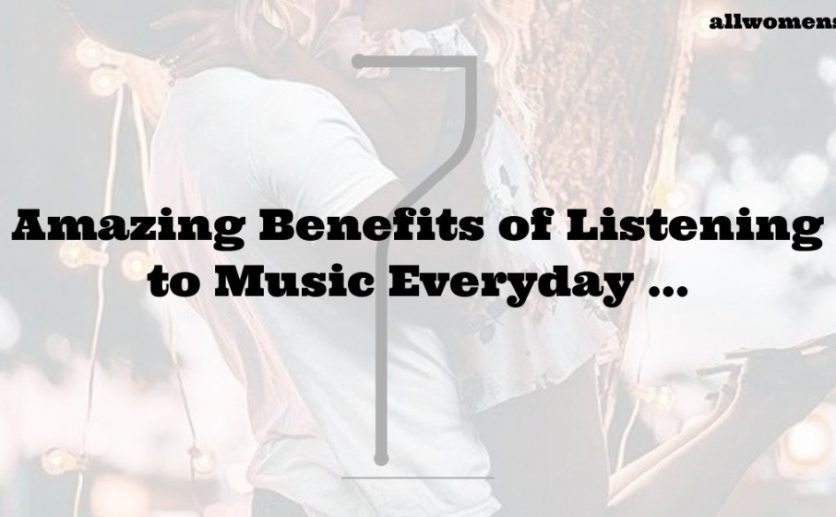 The Benefits of Listening to Music